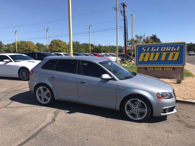 2012 Audi A3 for sale at St George Auto Gallery in St George UT