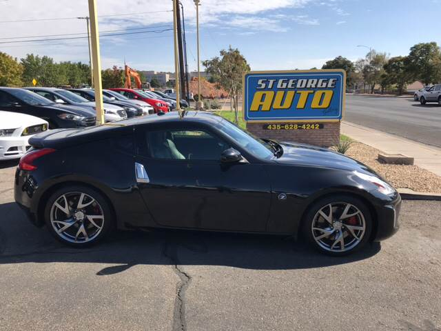 2014 Nissan 370Z for sale at St George Auto Gallery in St George UT