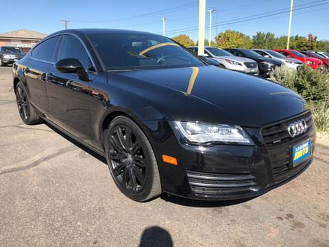 2014 Audi A7 for sale at St George Auto Gallery in St George UT