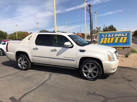 2007 Cadillac Escalade EXT for sale in St George, UT