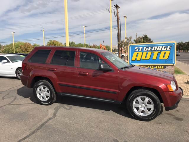 2008 Jeep Grand Cherokee for sale at St George Auto Gallery in St George UT