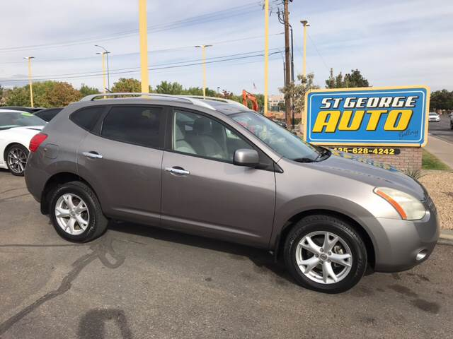 2010 Nissan Rogue for sale at St George Auto Gallery in St George UT