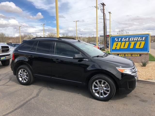 Ford Edge For Sale At St George Auto Gallery In St George Ut