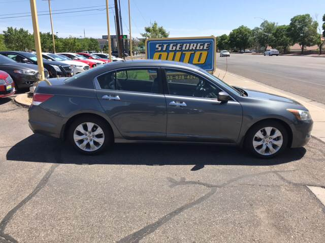 2010 Honda Accord For Sale At St George Auto Gallery In St George UT