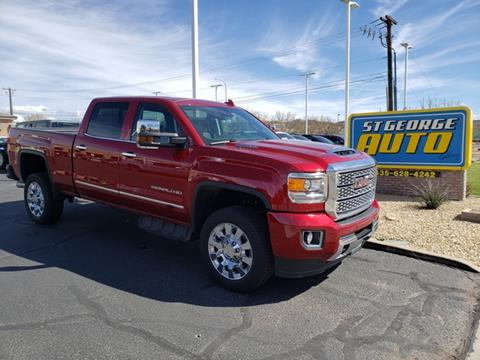 2019 GMC Sierra 2500HD for sale in St George, UT