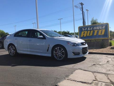 2016 Chevrolet SS for sale in St George, UT