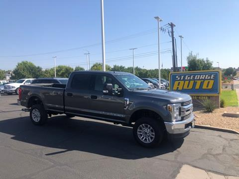 2018 Ford F-250 Super Duty for sale in St George, UT
