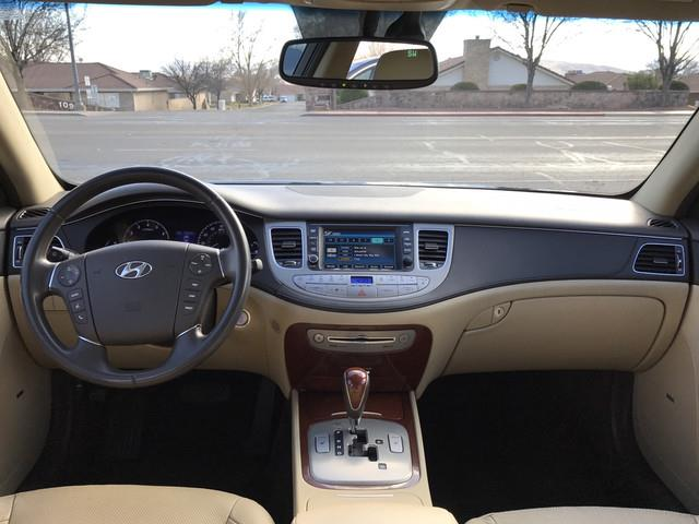 2014 Hyundai Genesis for sale at St George Auto Gallery in St George UT