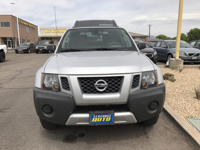2014 Nissan Xterra for sale at St George Auto Gallery in St George UT