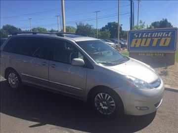 2009 Toyota Sienna for sale at St George Auto Gallery in St George UT