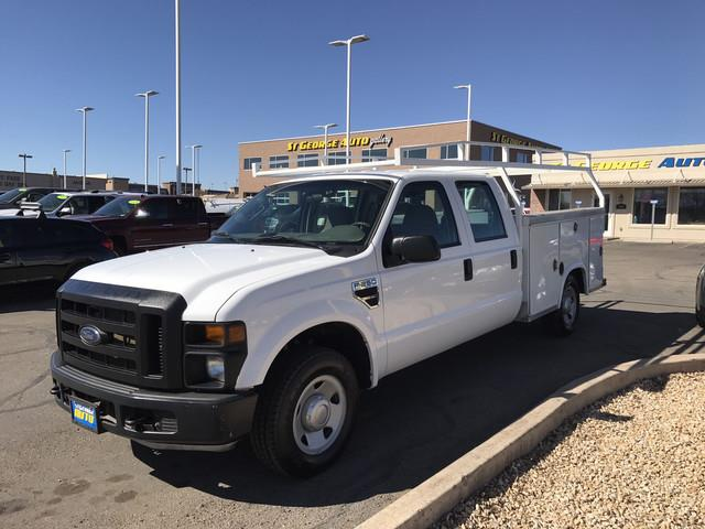 2008 Ford F-250 Super Duty for sale at St George Auto Gallery in St George UT
