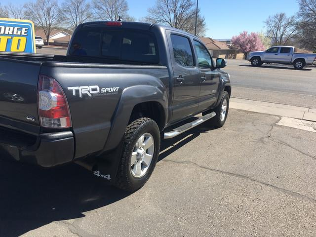 2014 Toyota Tacoma for sale at St George Auto Gallery in St George UT