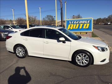 2015 Subaru Legacy for sale at St George Auto Gallery in St George UT