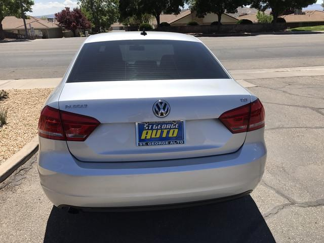 2014 Volkswagen Passat for sale at St George Auto Gallery in St George UT