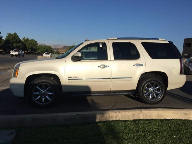 2009 GMC Yukon for sale at St George Auto Gallery in St George UT