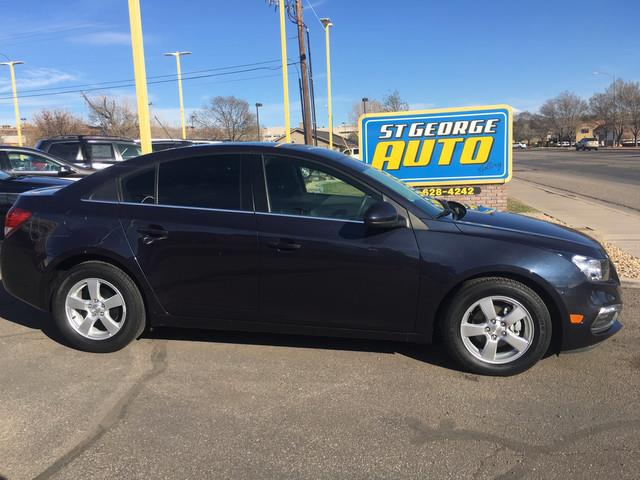 2015 Chevrolet Cruze for sale at St George Auto Gallery in St George UT
