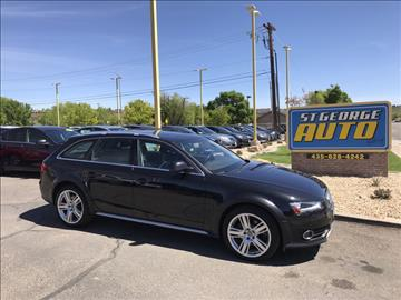 2013 Audi Allroad for sale at St George Auto Gallery in St George UT