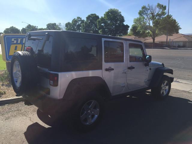 2012 Jeep Wrangler Unlimited for sale at St George Auto Gallery in St George UT