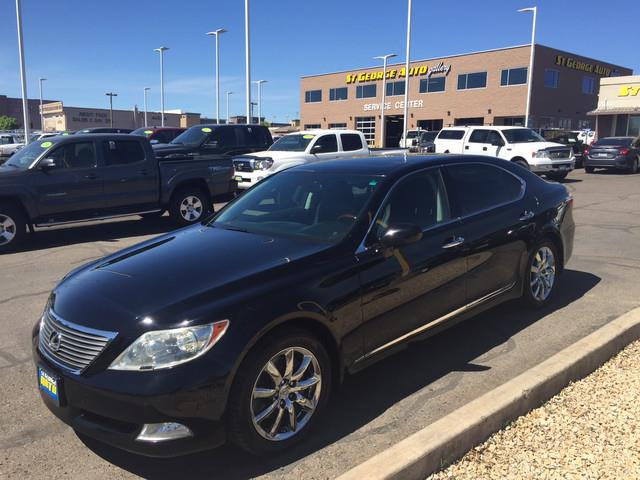 2007 Lexus LS 460 for sale at St George Auto Gallery in St George UT