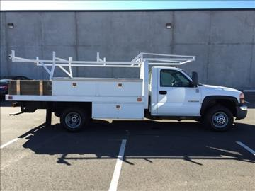 2006 GMC Sierra 3500 for sale at St George Auto Gallery in St George UT