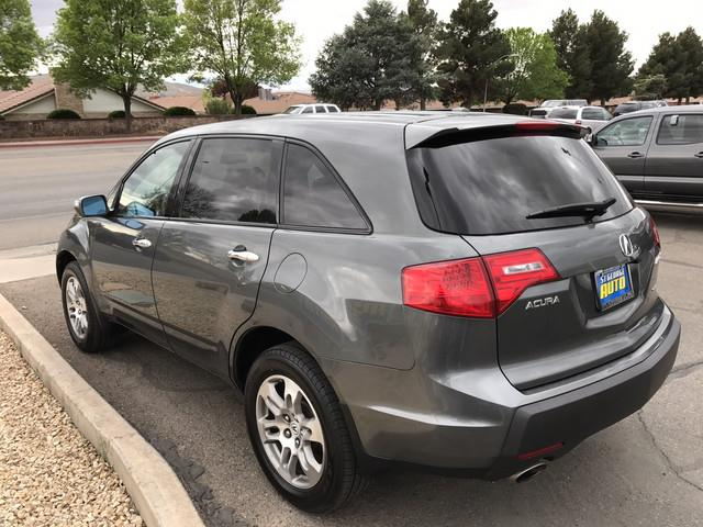 2008 Acura MDX for sale at St George Auto Gallery in St George UT