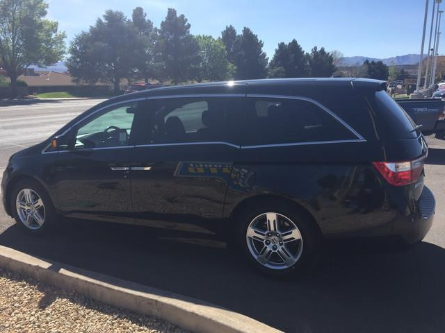 2012 Honda Odyssey for sale at St George Auto Gallery in St George UT