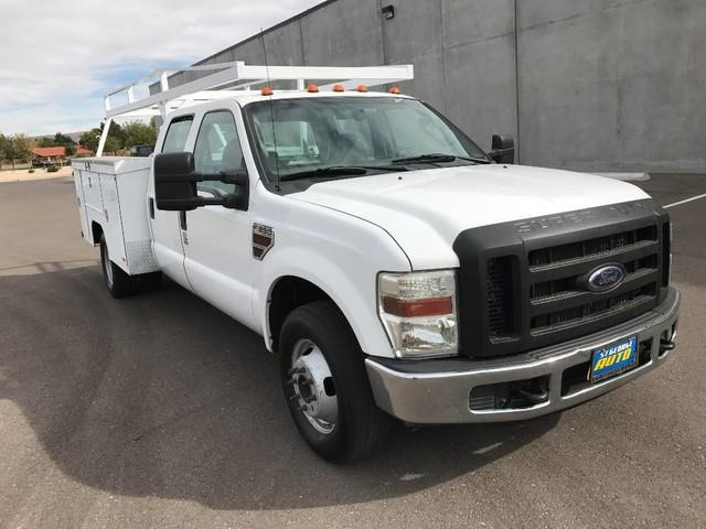 2008 Ford F-350 Super Duty for sale at St George Auto Gallery in St George UT
