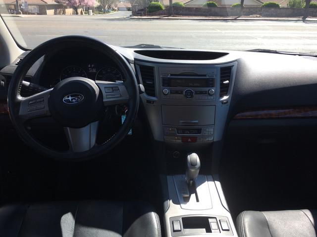 2011 Subaru Outback for sale at St George Auto Gallery in St George UT