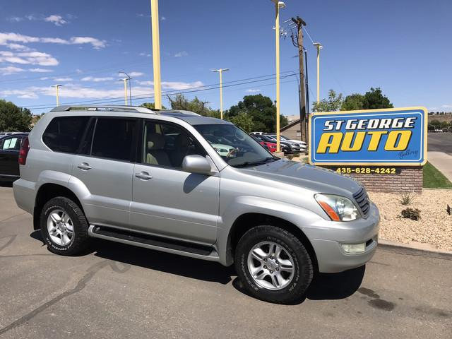 2003 Lexus GX 470 for sale at St George Auto Gallery in St George UT