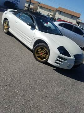 2002 Mitsubishi Eclipse Spyder For Sale In Idaho Falls, ID