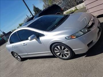 2011 Honda Civic for sale in Idaho Falls, ID
