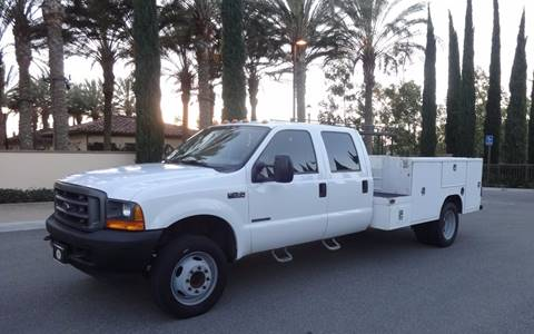 2001 Ford F-450 for sale in Newport Beach, CA