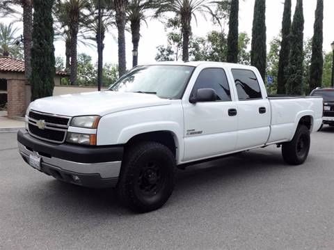 2006 Chevrolet Silverado 2500HD for sale in Newport Beach, CA