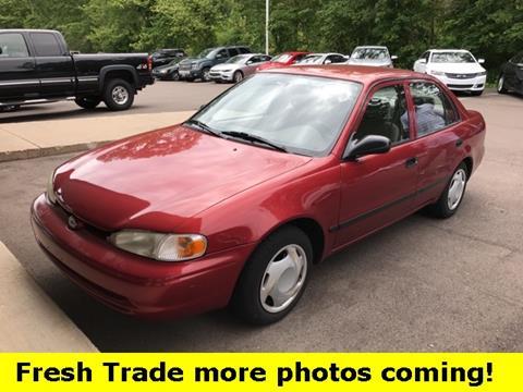 2002 Chevrolet Prizm for sale in South Haven, MI