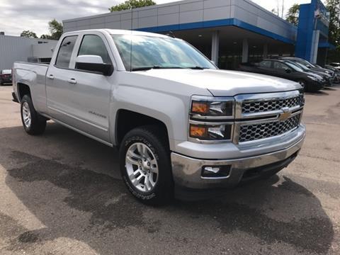 2015 Chevrolet Silverado 1500 for sale in South Haven, MI