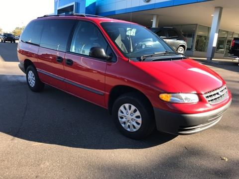 1996 Plymouth Grand Voyager for sale in South Haven, MI