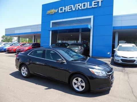 2015 Chevrolet Malibu for sale in South Haven, MI