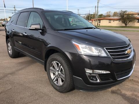 2017 Chevrolet Traverse for sale in South Haven, MI