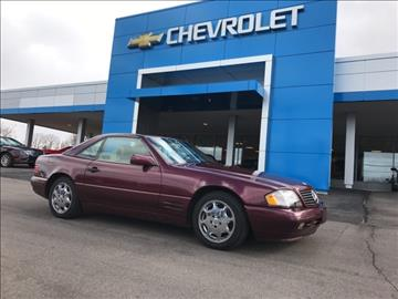 1996 Mercedes-Benz SL-Class for sale in South Haven, MI