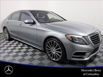 2015 Mercedes-Benz S-Class for sale in Columbia, MO