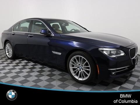 2015 BMW 7 Series for sale in Columbia, MO