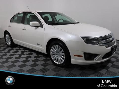 2011 Ford Fusion Hybrid for sale in Columbia, MO