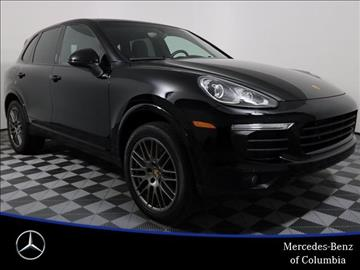 2017 Porsche Cayenne for sale in Columbia, MO