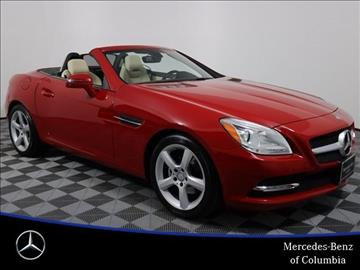 2012 Mercedes-Benz SLK for sale in Columbia, MO
