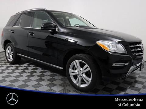 2015 Mercedes-Benz M-Class for sale in Columbia, MO
