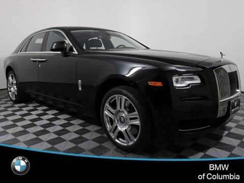2017 Rolls-Royce Ghost Series II for sale in Columbia, MO