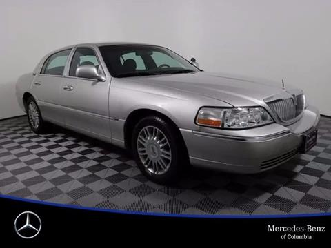 2010 Lincoln Town Car for sale in Columbia, MO
