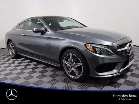 2017 Mercedes-Benz C-Class for sale in Columbia, MO