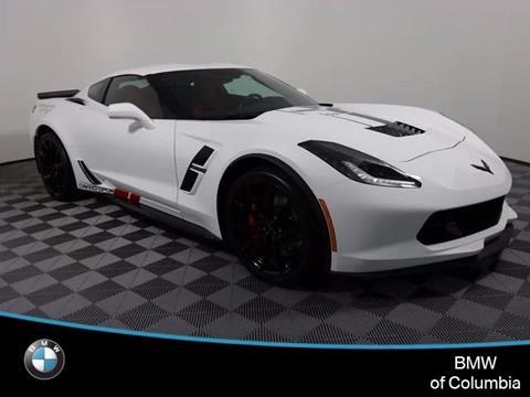 2017 Chevrolet Corvette for sale in Columbia, MO