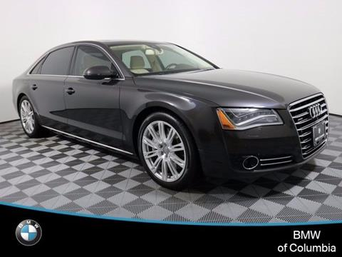 2014 Audi A8 L for sale in Columbia, MO